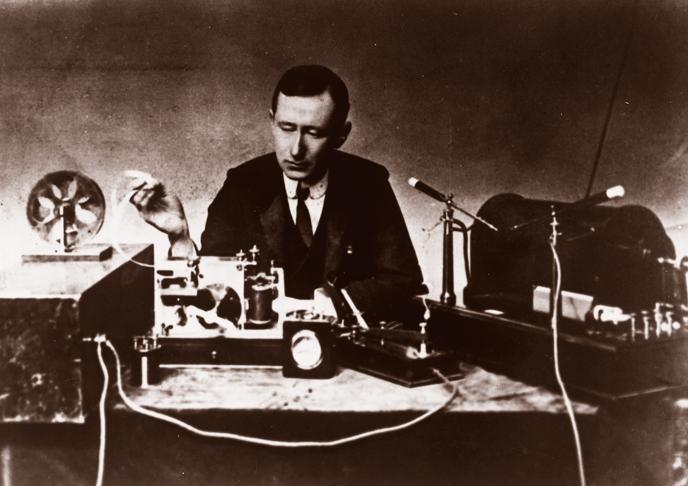 Radio Morse Code