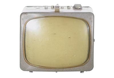 Marilyn Monroe's TV Set