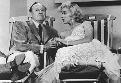 Marilyn on the Jack Benny Show (1953)