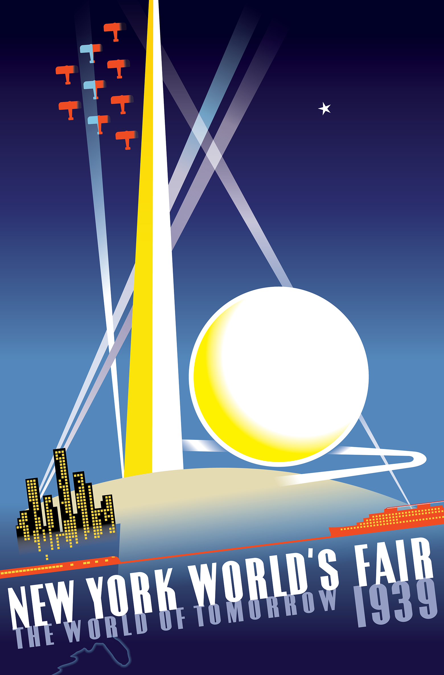 the world of tomorrow Directed by lance bird, tom johnson with jason robards, adora andrews, king george vi, fiorello laguardia documentary featuring original materials from the 1939 new york world's fair.