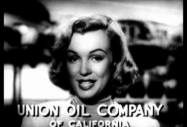Marilyn's Royal Triton Commercial (1950)