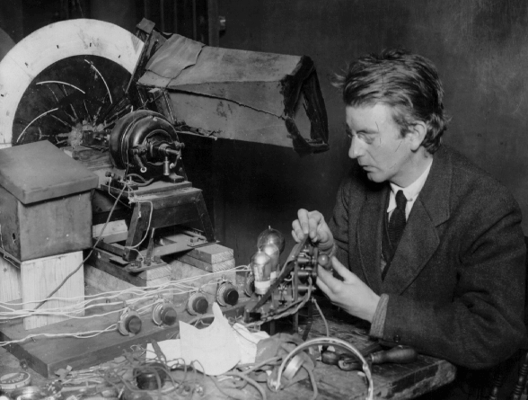 John Logie Baird (1888-1946) United Kingdom