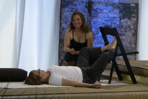 Healing Yoga Chairs