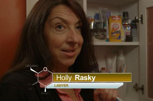 Organic Panic Holly