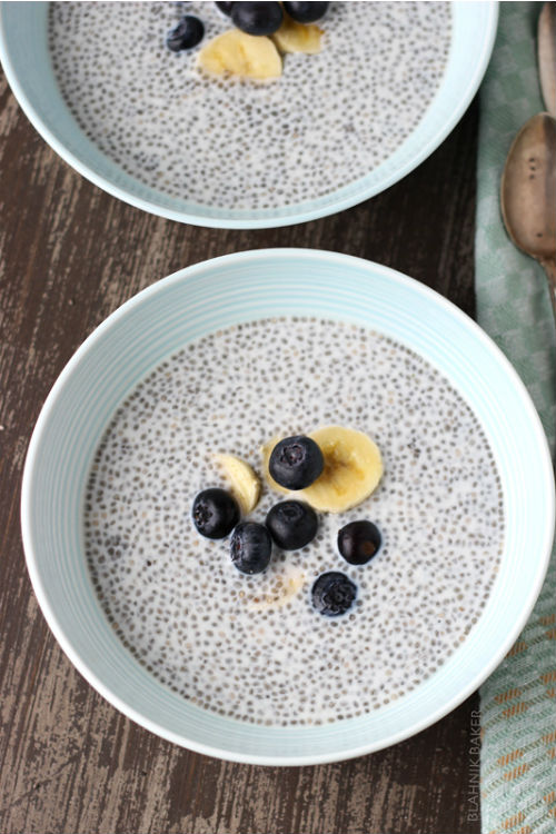 blueberry-almond-chia-pudding