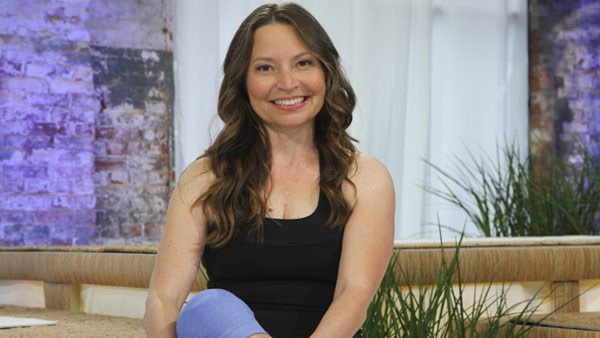 Healing Yoga with Deborah Devine