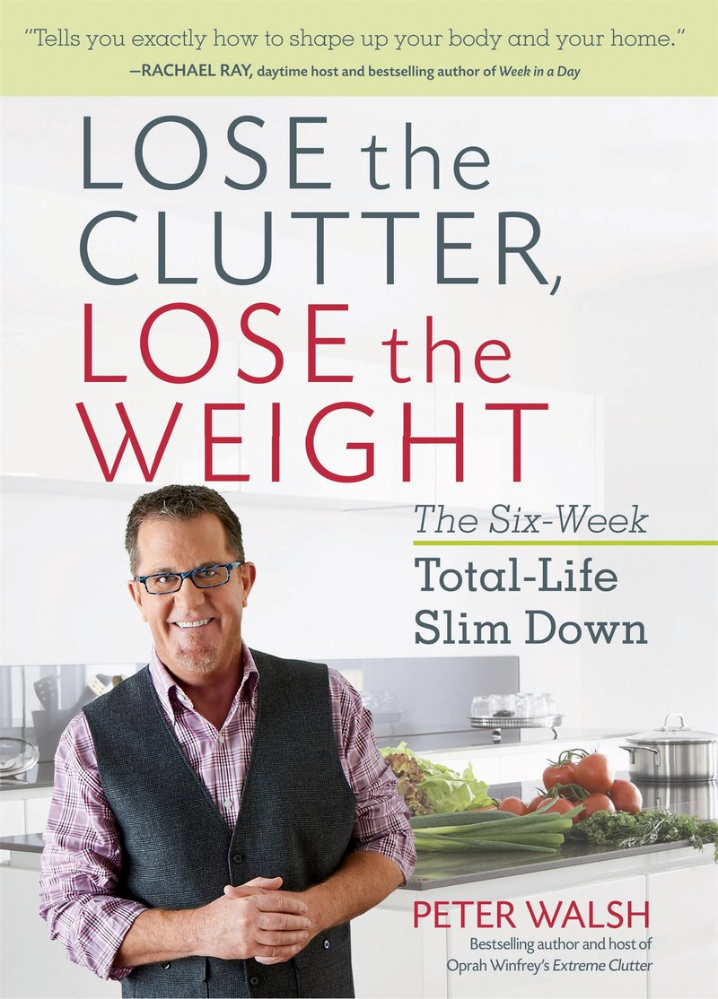New Year, One New You Contest - Lose the Clutter, Lose the Weight
