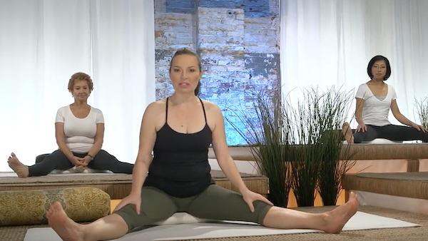 Healing Yoga - Earth Hour 2017