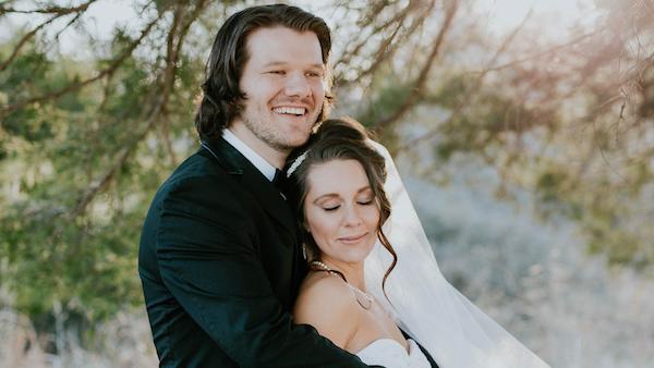 Happy Couple Wedding