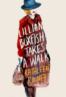 Letters to My Mom Contest - Lillian Boxfish Takes a Walk