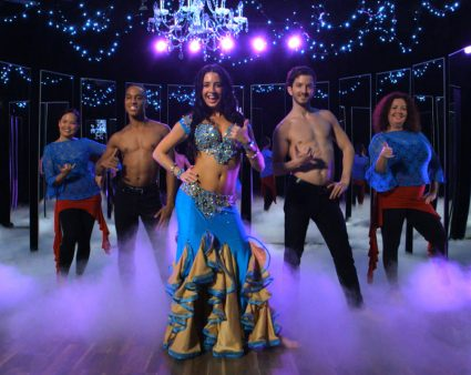 Anjelica's Dance Workout is Moving Critics