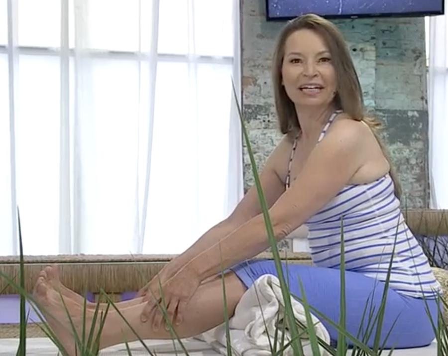 Healing Yoga - Hamstrings