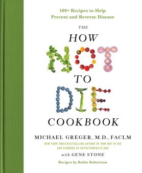 ONE Fresh Start for 2018 Contest - How Not to Die Cookbook