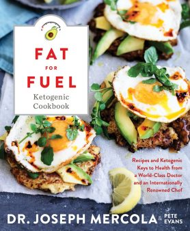 ONE Fresh Start for 2018 Contest - Fat For Fuel Cookbook