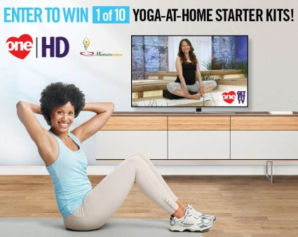 Yoga at Home Contest