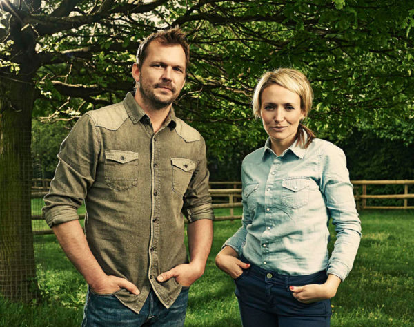 The World's Best Diet - Jimmy Doherty and Kate Quilton