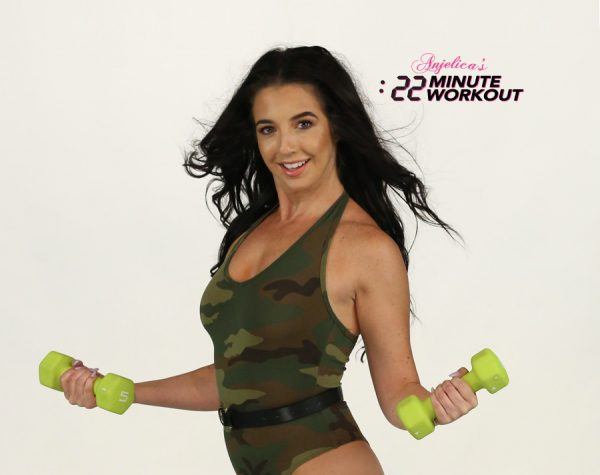 Anjelica's :22 Minute Workout - Feature Image