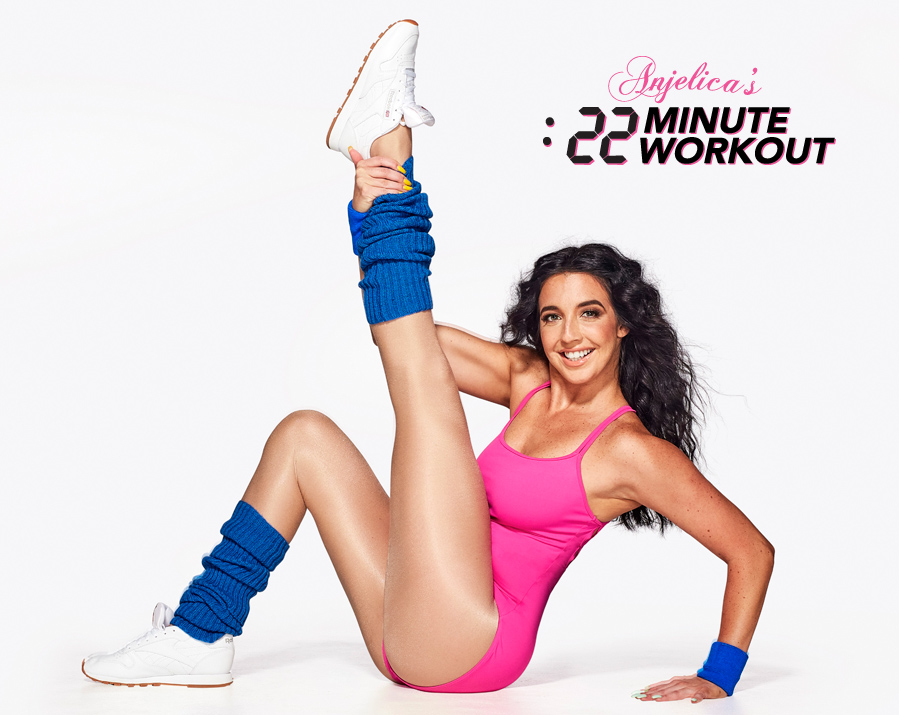 Anjelica's 22 Minute Workout - Feature Comp 2