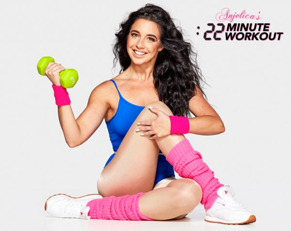 Anjelica's 22 Minute Workout - Feature Comp 3