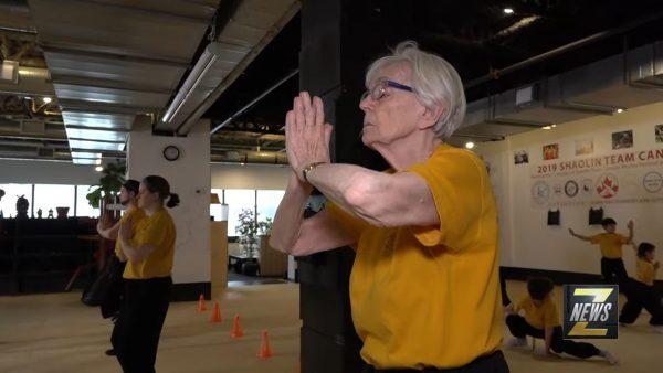 ZNews: Gentle Shaolin Kung Fu