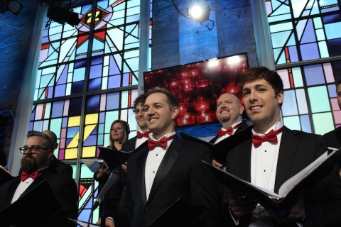 PHOTO – Canadian Men's Chorus
