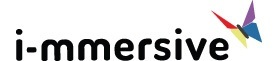 i-mmersive logo