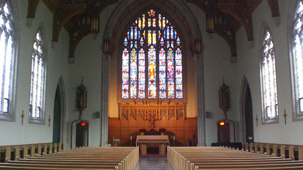 Daily Mass - Loretto Abbey Chapel, Toronto