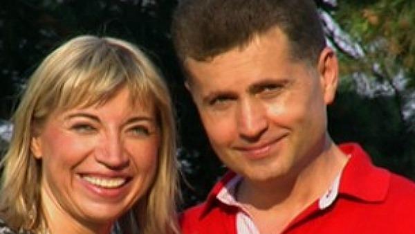 Slobodan and Ljiljana Krstevski