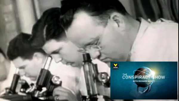 The Conspiracy Show S3E10: Is The Cure For Cancer Being Suppressed?