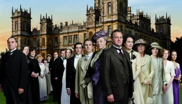 Downton Abbey - Season 1 Cast