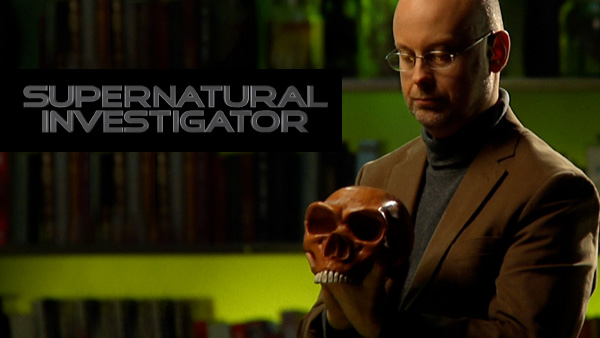 Supernatural Investigator - hosted by Robert J. Sawyer