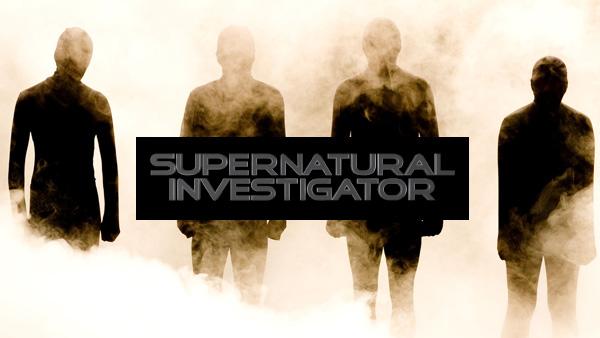 Supernatural Investigator