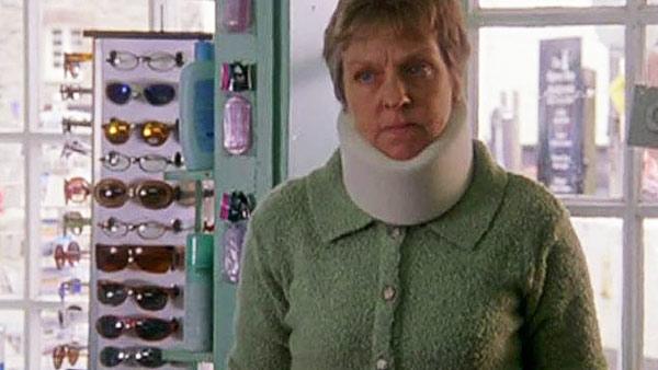 Doc Martin S6E5: Mrs. Sally Tishell (SELINA CADELL)