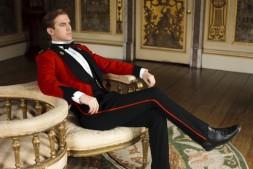 Dan Stevens as Matthew Crawley in Downton Abbey
