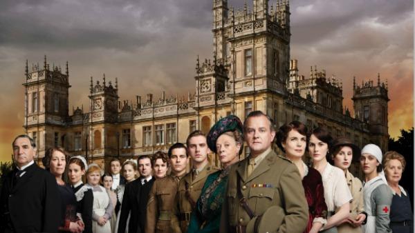 Downton Abbey - Season 2 Cast