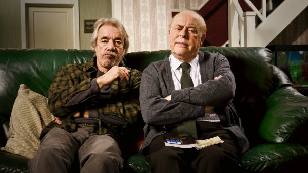 The Old Guys - Roger Lloyd Pack as Tom and Clive Swift as Roy