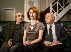 The Old Guys: Roger Lloyd Pack as Tom, Jane Asher as Sally, Clive Swift as Roy