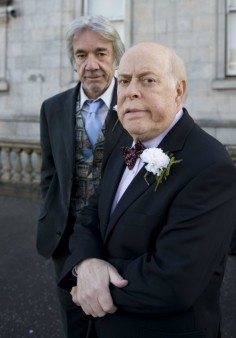 The Old Guys: Roger Lloyd Pack as Tom, Clive Swift as Roy