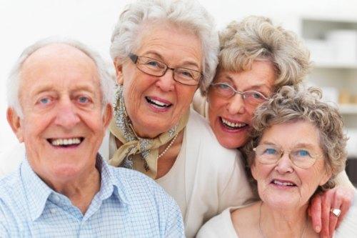 Happy Senior Adults (c)iStockPhoto.com Photo: Yuri Arcurs