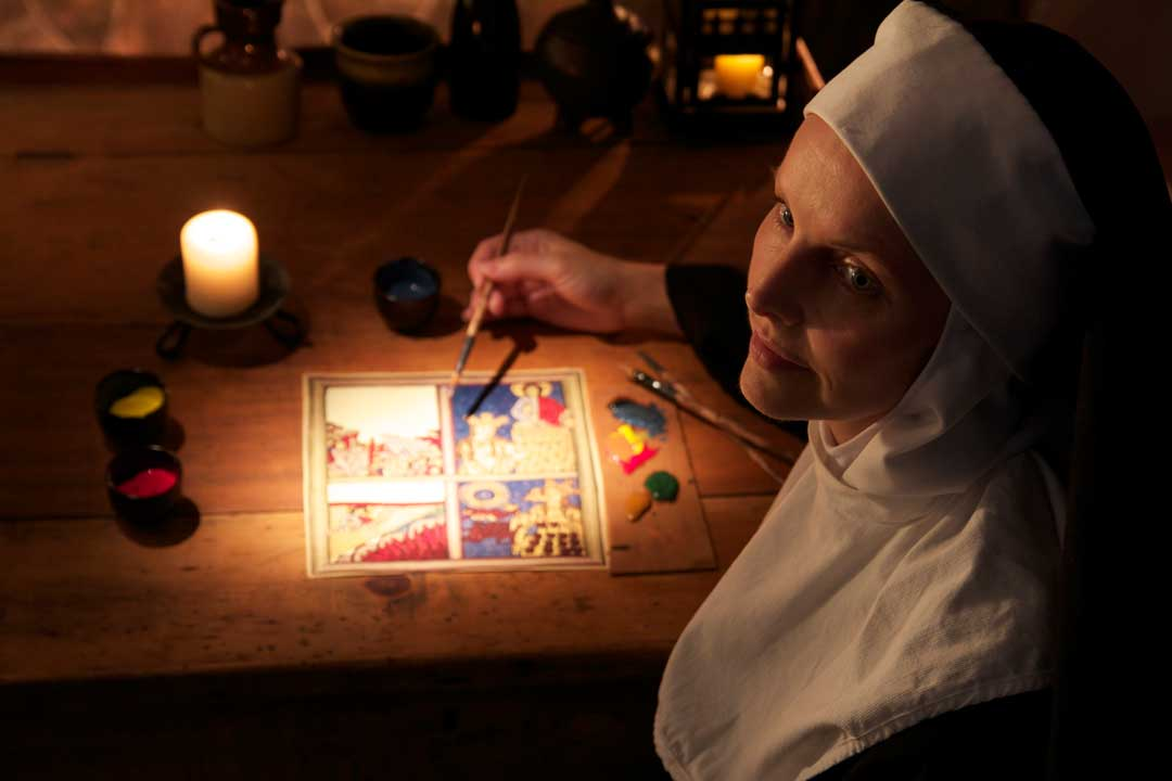 IP: Hildegard Mystic of the Rhine - Bernadette Serbu as Hildegard von Bingen
