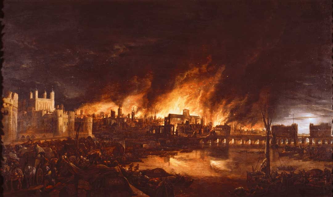 IP: Nostradamus - The Great Fire of London, 1666