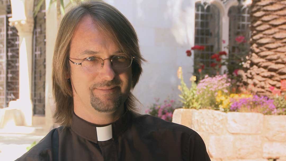 IP: Red Heifer - Interview with Aaron Eime, Deacon, Christ Church, Jerusalem