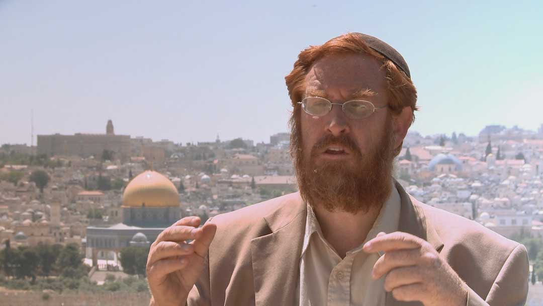 IP: RedHeifer - Interview with Rabbi Yehuda Glick, chairman Temple Institute Heritage Foundations