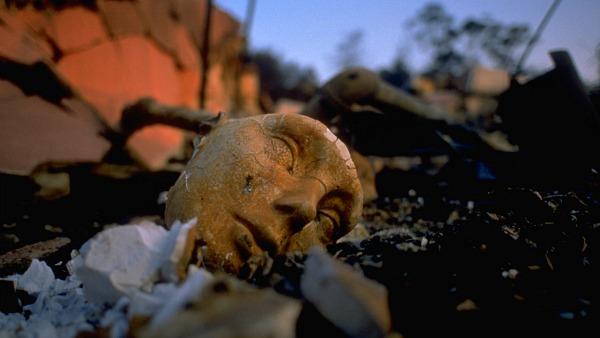 I Prophesy: Nostradamus - Face of Destruction Photo: courtesy FEMA News Photo
