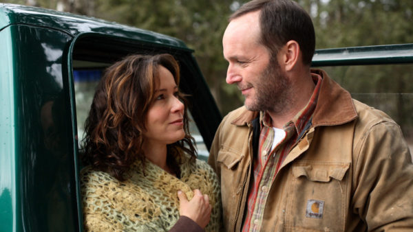 Road to Christmas starring Jennifer Grey and Clark Gregg