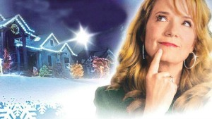 """Lea Thompson stars in """"The Christmas Clause"""""""