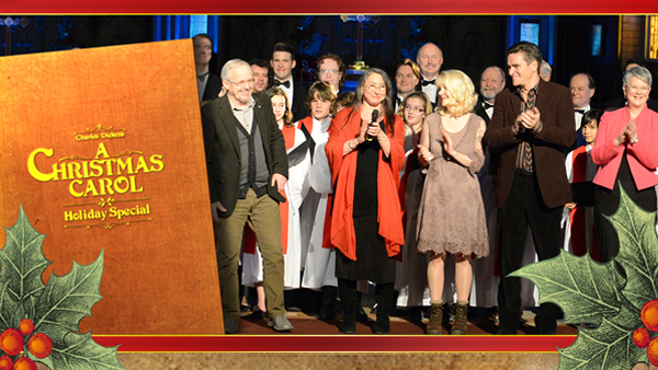A Christmas Carol Holiday Special: Readers and Other Performers