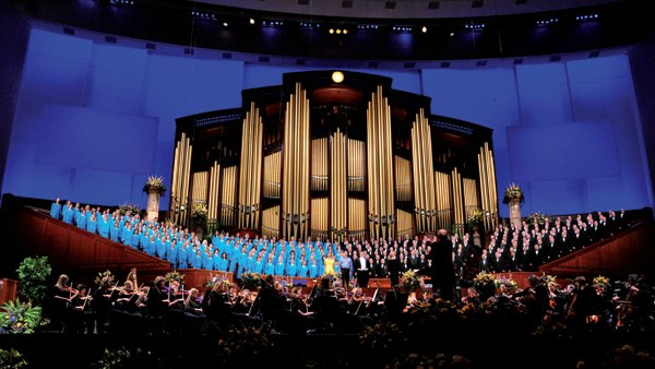 Mormon Tabernacle Choir: Songs for a New Year