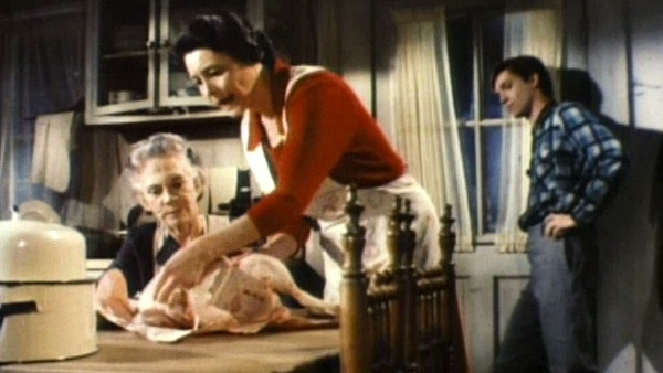 Ellen Corby Patricia Neal And Richard Thomas Star In Quot The