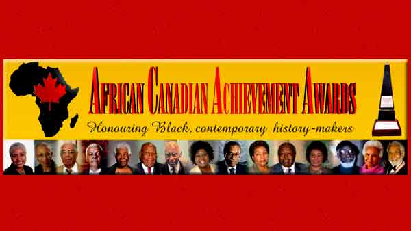 African Canadian Achievement Awards